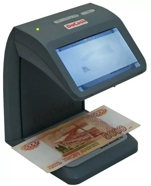 картинка DoCash mini IR/UV/AS от магазина
