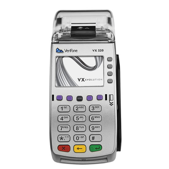картинка Verifone Vx 520 Ethernet от магазина
